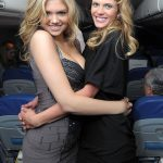 2011 Sports Illustrated Swimsuit Models New York To Las Vegas Flight Vettri.Net