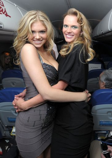 2011 Sports Illustrated Swimsuit Models New York To Las Vegas Flight Vettri.Net